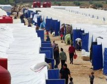 Numero di persone sfollate da Afrin tra il 27 febbraio e il 6 marzo 2018