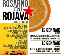 SOS Rosarno per il Rojava