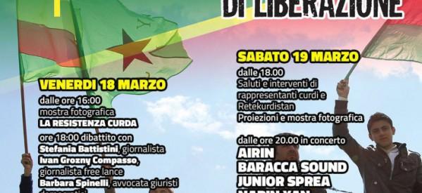 Roma -18/19 Marzo Newroz