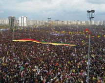 Newroz 2015, C'e' anche Modena in Kurdistan