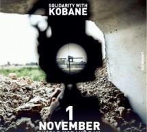 Ovunque Kobane Ovunque Resistenza!!!!!