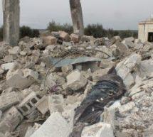 Attacco turco al villaggio di Cilber, una famiglia intera uccisa