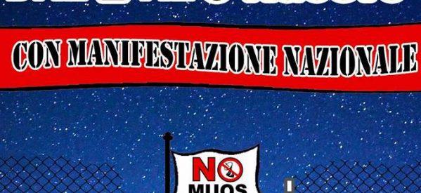 No MUOS organizza un campeggio di lotta 2-5 agosto