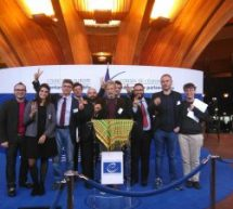 A Strasburgo, Al CdE, Al CPT: Per la LIbertà di Ocalan in difesa dei diritti del popolo del Kurdistan