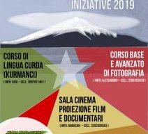 Iniziative del 2019 del Centro culturale curdo Ararat
