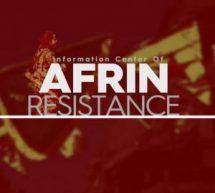 Analisi -Retroscena e sviluppi attorno la guerra ad  Afrin