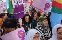 L'8 marzo come tutti i giorni: donne, vita, libertà!