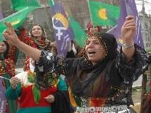Le donne manifesteranno per la pace l'8 Marzo
