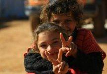 Appello dei Bambini per #AFRIN