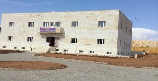 Apre una casa delle donne a Kobane