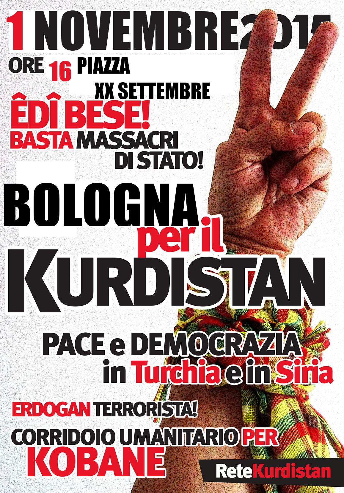 BOLOGNAperKurdistan ddd