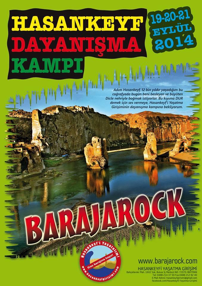 Barajrock