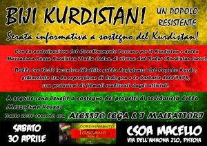 Biji Kurdistan! un popolo resistente_pistoia_30042016