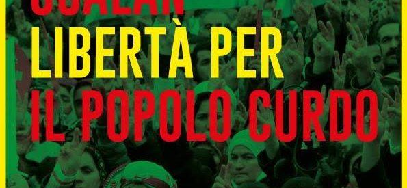 Brescia l'8 Febbraio: Libertà per Ocalan Libertà per il Popolo Curdo