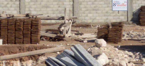 Report II: Aggiornamento sull'andamento dei lavori di costruzione della Casa delle donne a Kobane