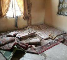 No Comment! Immagini da Cindrese-Afrin 29/01/2018…Vergogna dell'Umanità