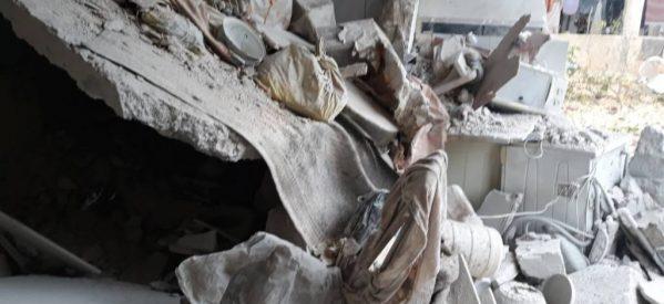 Consiglio della sanità di Afrin: 148 civili massacrati negli attacchi