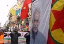 Delegazione brindisina a Roma per il popolo Curdo