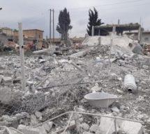 L'esercito di occupazione turco continua a bombardare e uccidere i civili ad Afrin