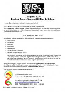 Festival_Broken Stone per Kobane