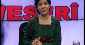 Giornalista Gazal Avanas sequestrata dal KDP ha iniziato lo sciopero della fame in carcere
