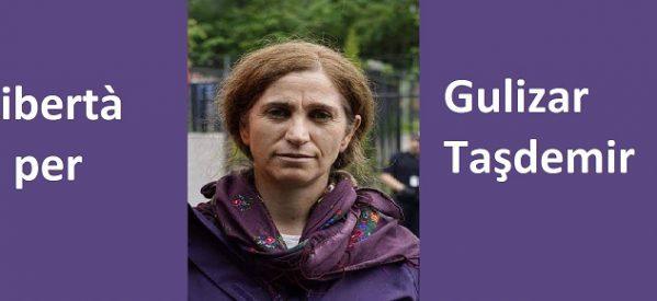 Cenî: Libertà per Gulizar Taşdemir