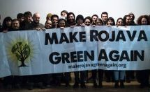 Presentato in Italia 'Make Rojava Green Again'