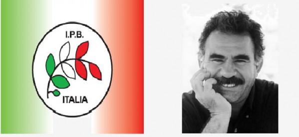 Assegnazione Premio di Pace IPB-ITALIA 2016 'ABDULLAH OCALAN'