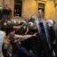 Istanbul: 24 arresti nella marcia notturna femminista