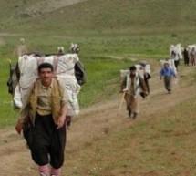 Un Kolbar ferito e decine costretti a denudarsi nel Rojhilat