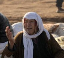 Salvate le mie cinque figlie dallo stato islamico ': donna turkmena sciita per l'SDF
