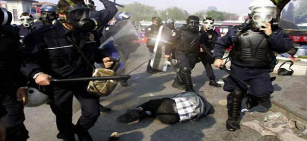 Violazioni di diritti umani in Turchia e in Kurdistan nel 2015
