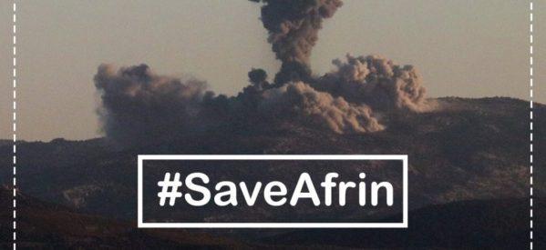 Canzone: Resistenza Afrin