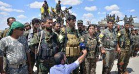 Video: Inizia l'operazione contro il nord di Raqqa