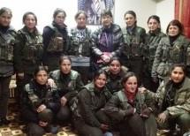 Margaret Owen:quello del Rojava e' un modello che dovrebbe essere adottato nell'intera Siria