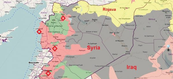 Che cosa sta succedendo nei territori occupati della Siria settentrionale?