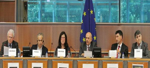 Risoluzione Finale: Conferenza al Parlamento Europeo sulla Crisi in Medio Oriente, Iran e i Curdi