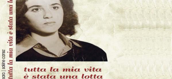 """Esce in Italia il primo libro di Sakine Cansiz, """"Tutta la mia vita è stata una lotta"""