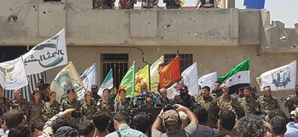 SDF annuncia il lancio della Grande battaglia per Raqqa