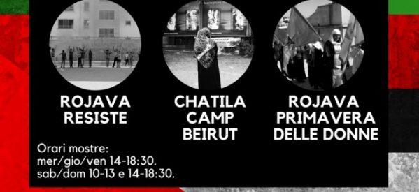 Saronno – Resistenza dal Rojava alla Palestina