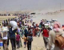 Rojava/Siria settentrionale: più di 700.000 profughi
