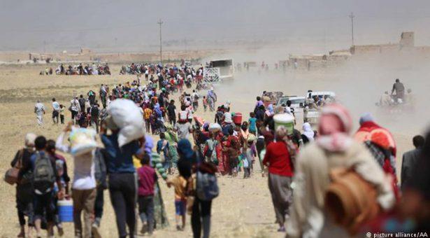 Genocidio di yazidi in Shengal il 3 agosto