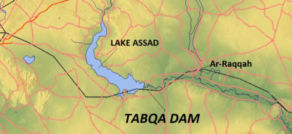 Perchè la diga di Taqba è importante?