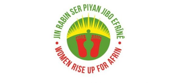 "Avviata la seconda fase della campagna ""Women Rise Up for Afrin"""