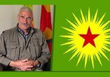 Dichiarazione della KCK sull'assassinio di Zeki Şengali da parte della Turchia