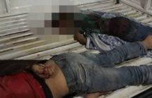 Massacro turco a Efrîn: 3 civili uccisi, altri 8 feriti