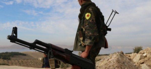 Azioni di resistenza a Efrîn