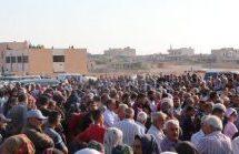 Il sistema dell'autonomia democratica di Afrin continua a vivere nei campi profughi