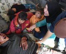 Ad Afrin donne e bambini continuano a morire sotto le bombe di Erdogan