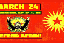 Video- Global Action For Afrin – Italia